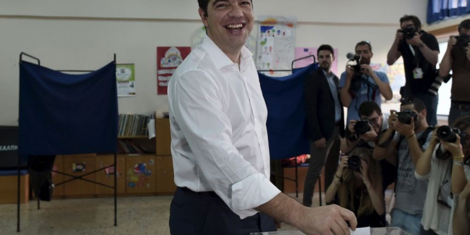3. Convocar a elecciones anticipadas Foto:AFP