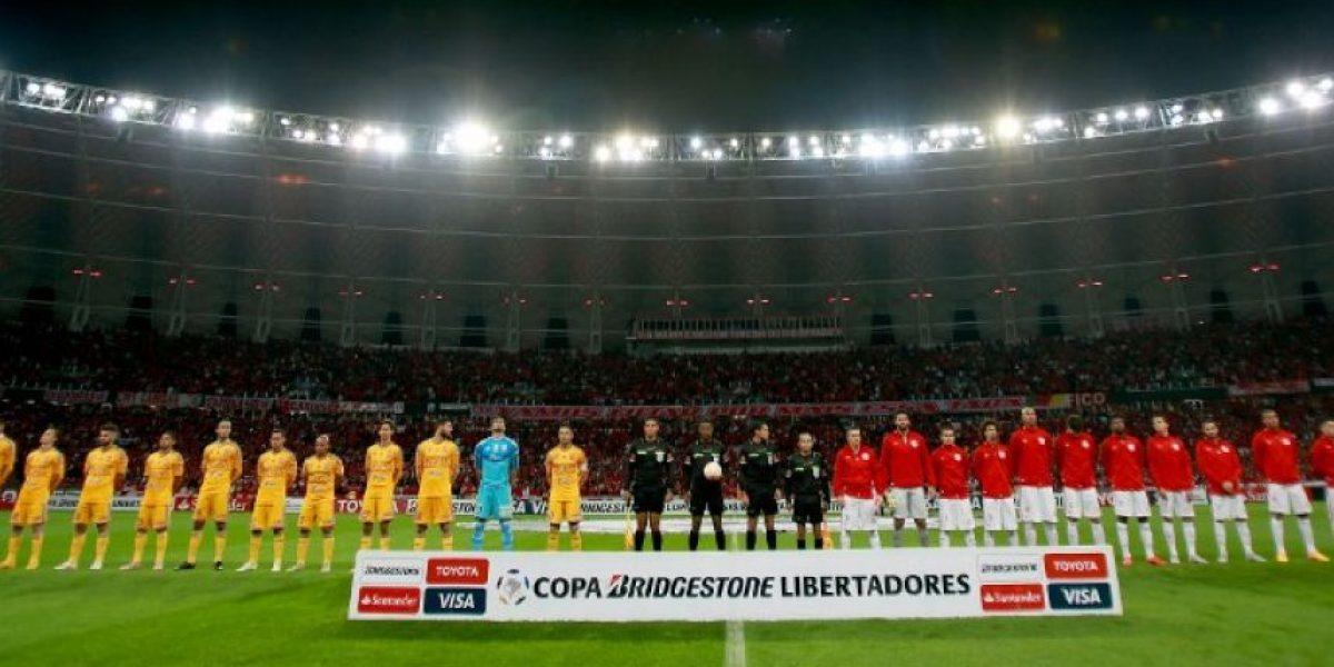 COPA LIBERTADORES: Por esta acción Tigres se quedó con un hombre menos en la semifinal