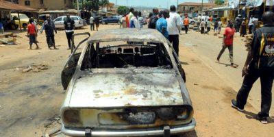 Autoridades africanas aseguran que al 33 personas murieron en los últimos atentados. Foto:AFP