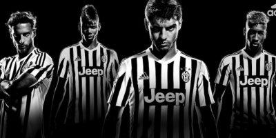 Juventus mantiene su tradicional diseño. Foto:juventus.com