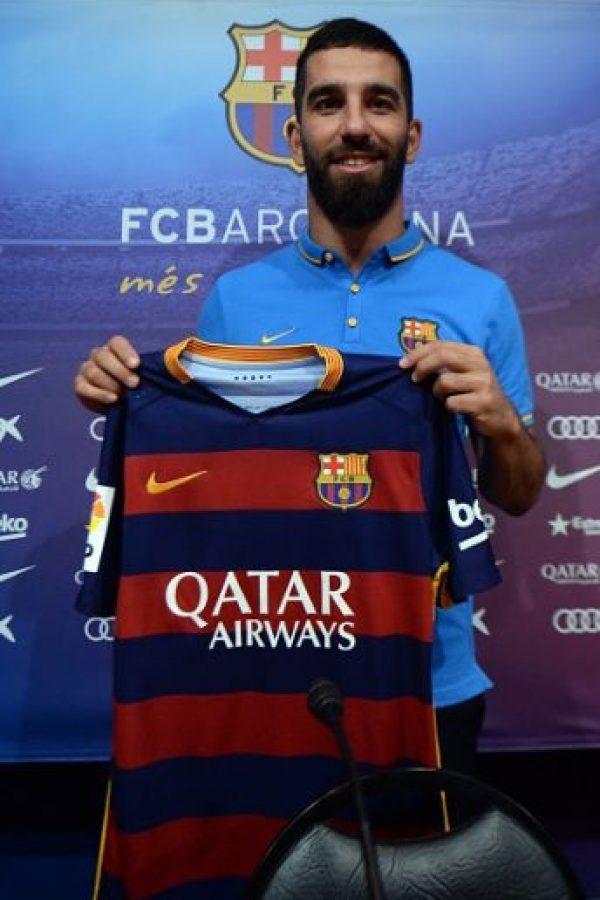El español Aleix Vidal fue el primer jugador en usar este uniforme oficialmente. Foto:Getty Images