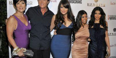 """El programa """"Keeping Up with the Kardashians"""" representa una idea de como trataba Kris en la vida real a Caitlyn Jenner Foto:Getty Images"""