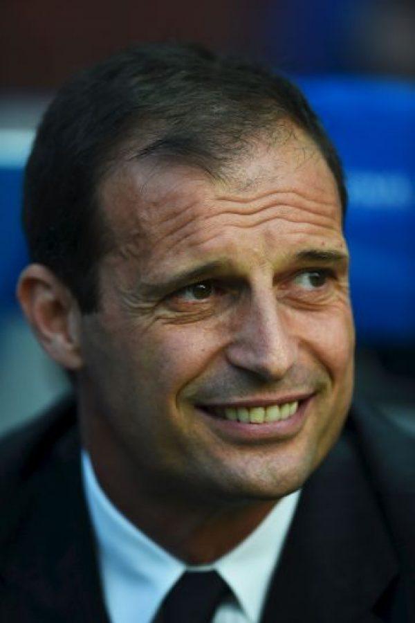 Llegó a la final de la Champions con la Juventus y ganó la Serie A y la Copa de Italia Foto:Getty Images
