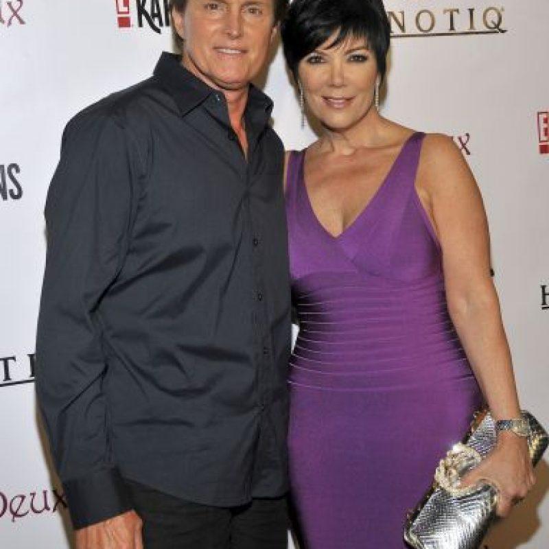 El deseo de Bruce Jenner en convertirse en mujer nunca fue un secreto. Foto:Getty Images