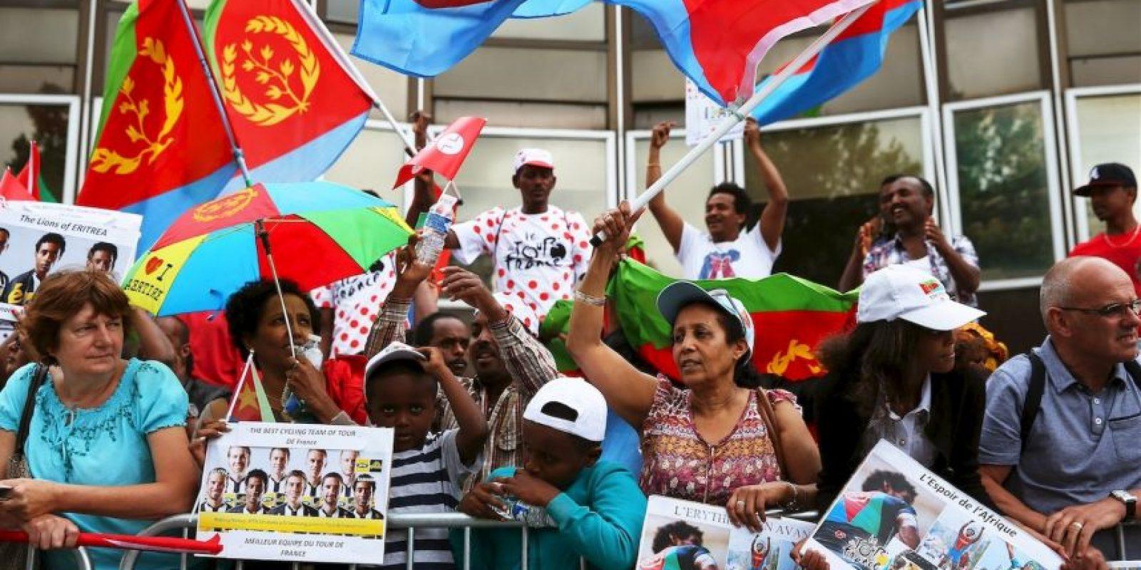 9. Eritrea Foto:Getty Images