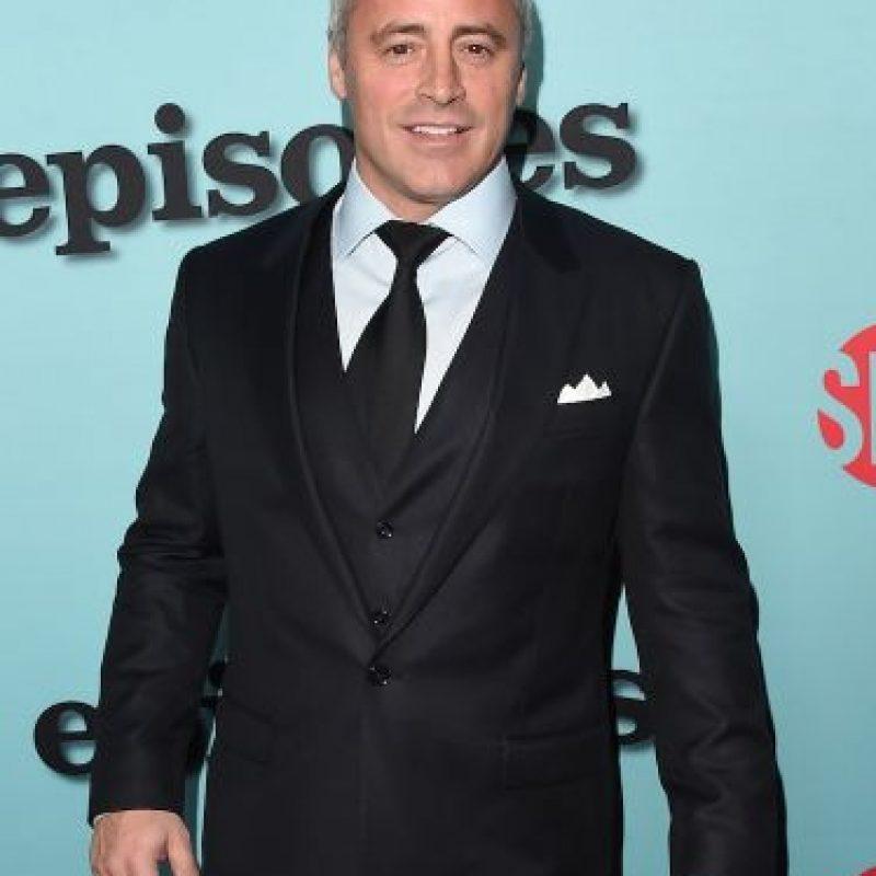 Por otra parte, Matt LeBlanc actualmente tiene 47 años. Foto:Getty Images