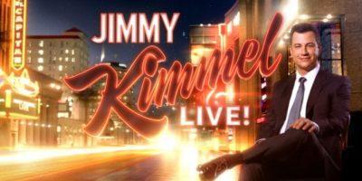 Foto:Facebook/Jimmy Kimmel Live