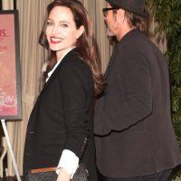 Angelina Jolie y Brad Pitt ahora forman una de las familias más populares de Hollywood. Foto:Getty Images