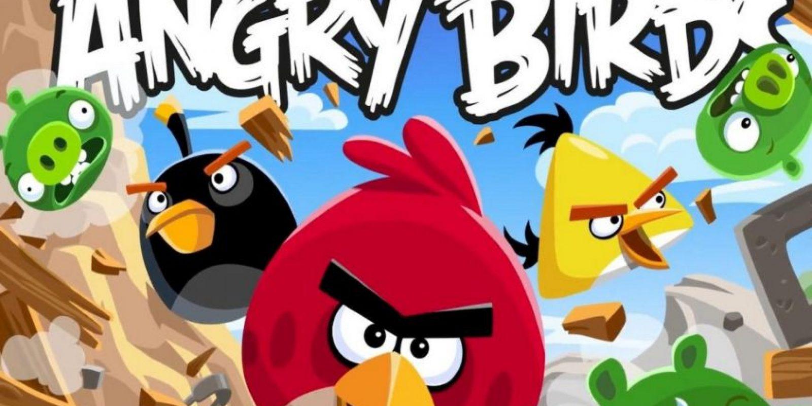 Angry Birds (2009). Foto:Rovio