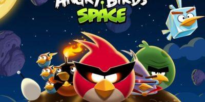 """Ambientado en el espacio, con """"Frosh"""" como nuevo personaje y más habilidades para los pájaros. Foto:Rovio"""