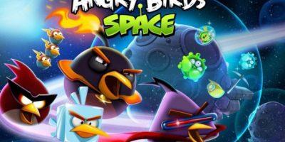 Angry Birds Space(2012). Foto:Rovio