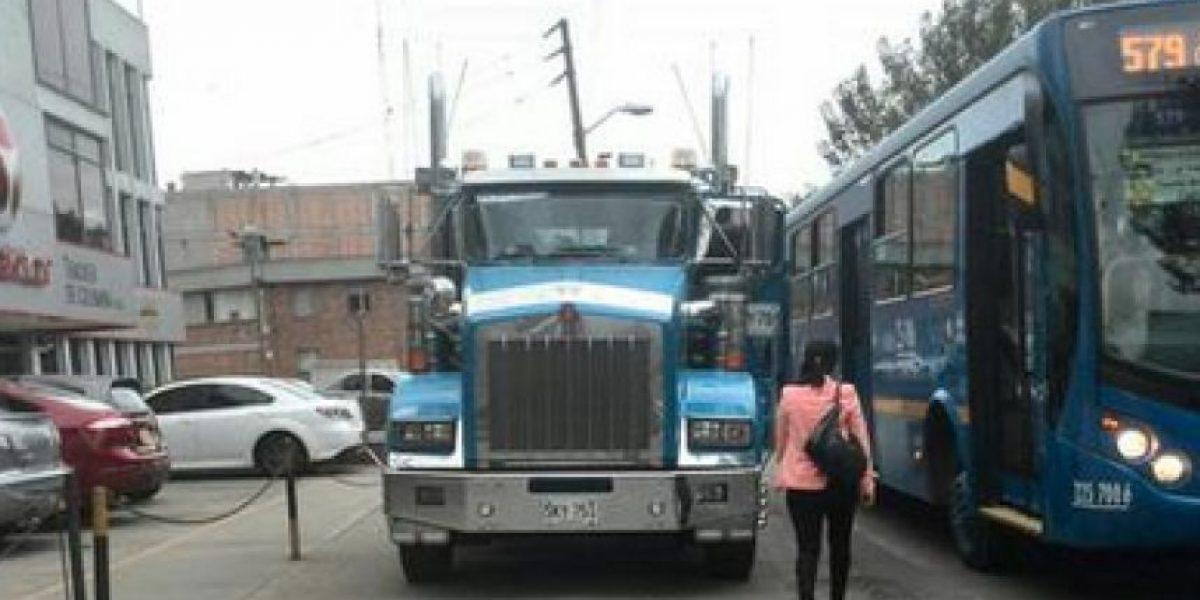 [Galería] 'Chambonadas' en las calles bogotanas