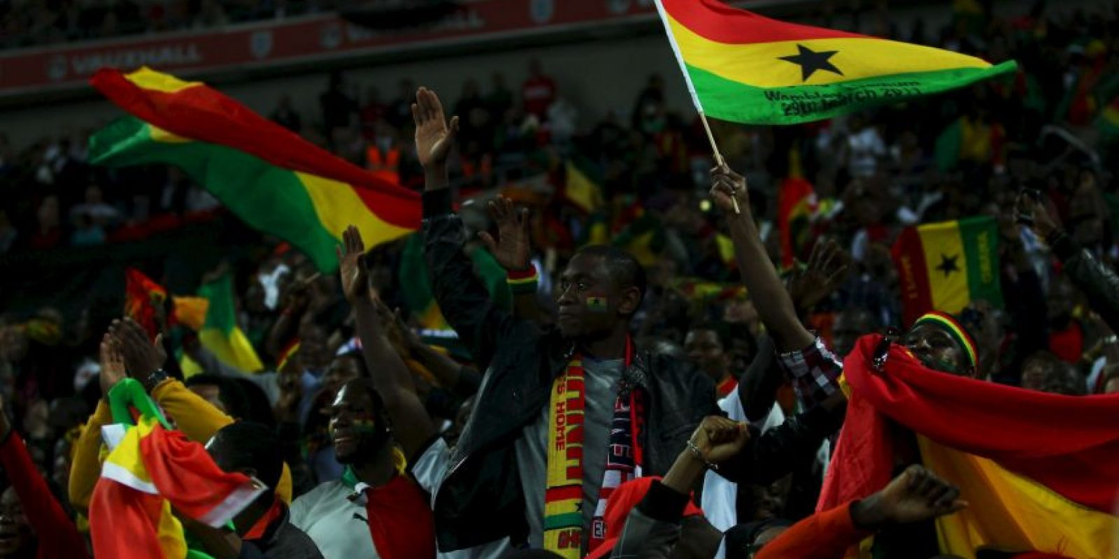 6. Ghana Foto:Getty Images