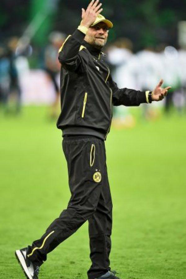 El extécnico del Borussia Dortmund es uno de los más cotizados de la actualidad Foto:Getty Images
