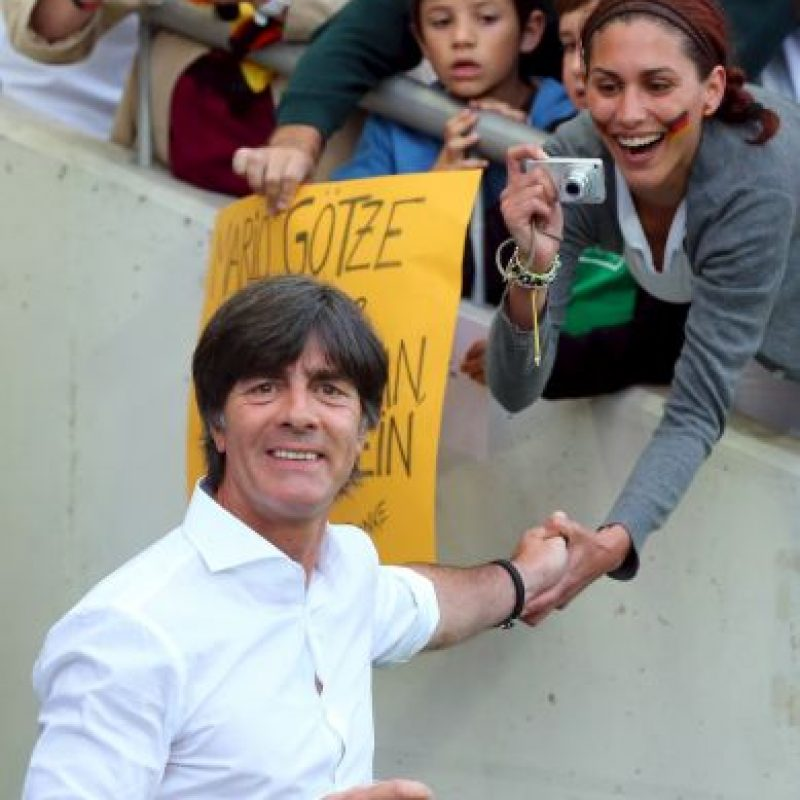8. Joachim Löw Foto: Getty Images