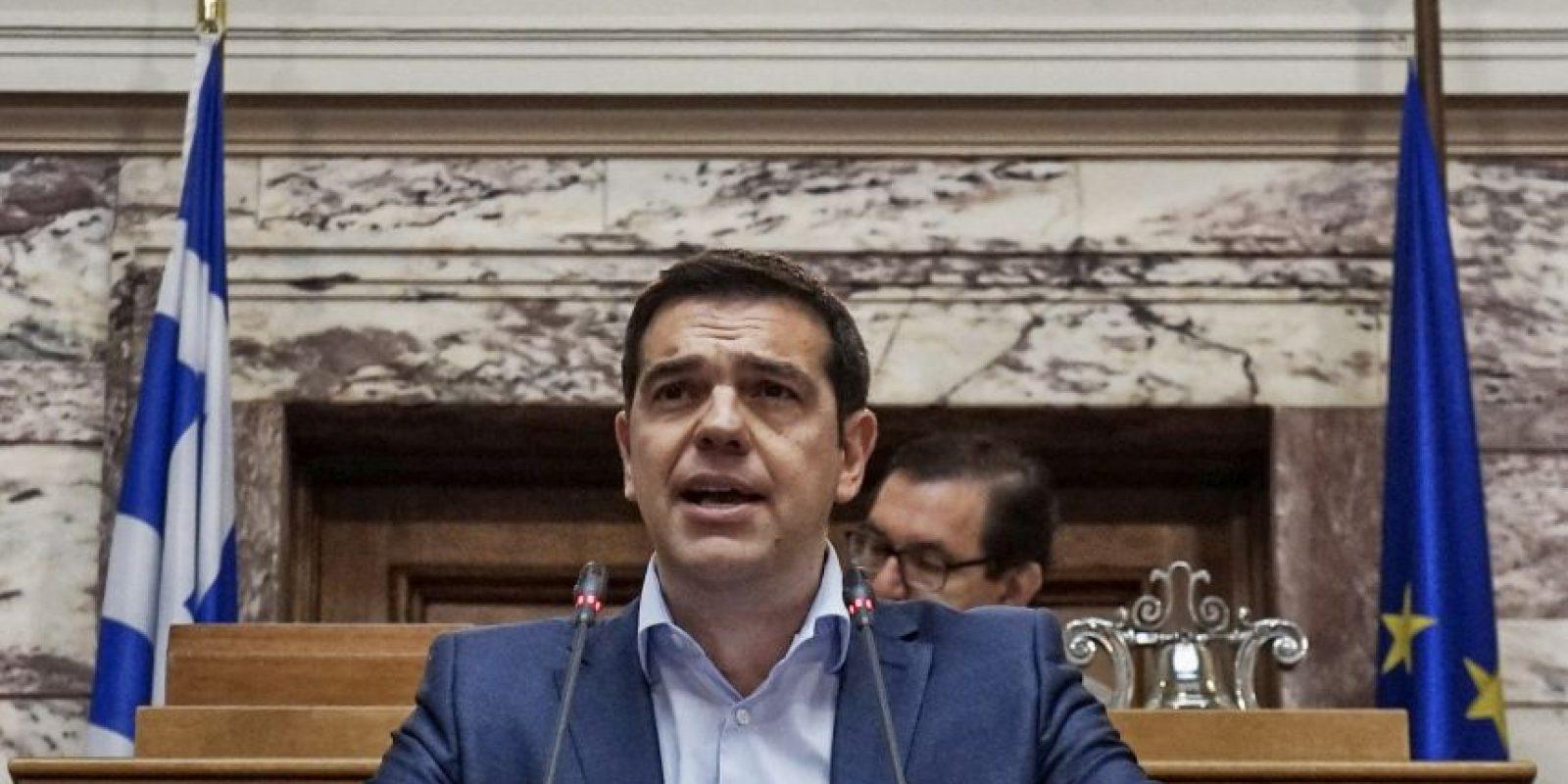 Con esto los griegos aceptan el nuevo acuerdo. Foto:Getty Images