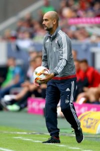 2. Josep Guardiola Foto: Getty Images