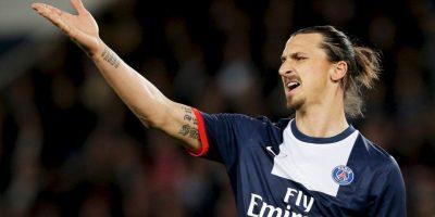 4. Zlatan Ibrahimovic – 21 millones de euros Foto:Getty Images