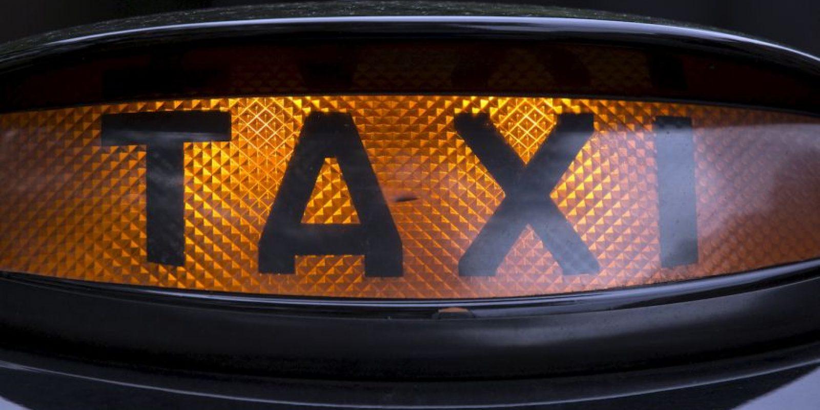 Fondo para el Taxi, la Movilidad y el Peatón Foto:Getty Images