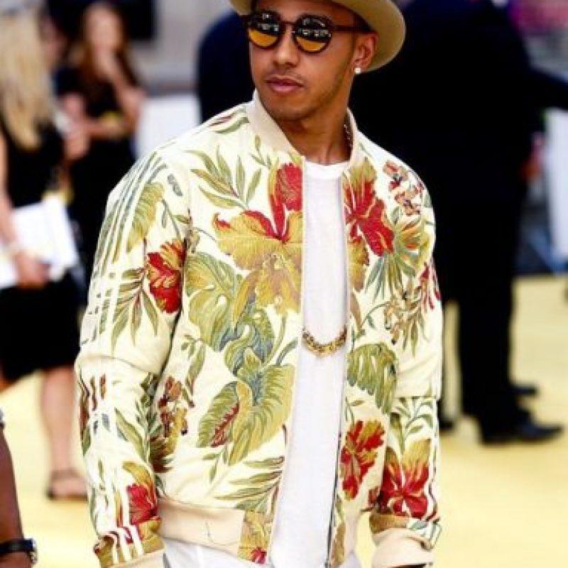 3. Lewis Hamilton Foto:Vía instagram.com/lewishamilton