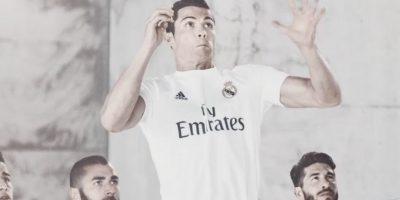 Real Madrid también ya presentó su nuevo uniforme. Foto:realmadrid.com