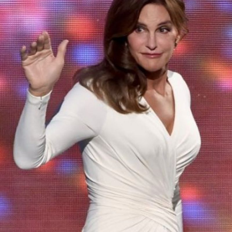 Durante su discurso exhortó a los asistentes a conocer y ser respetuosos con la comunidad transexual Foto:Getty Images