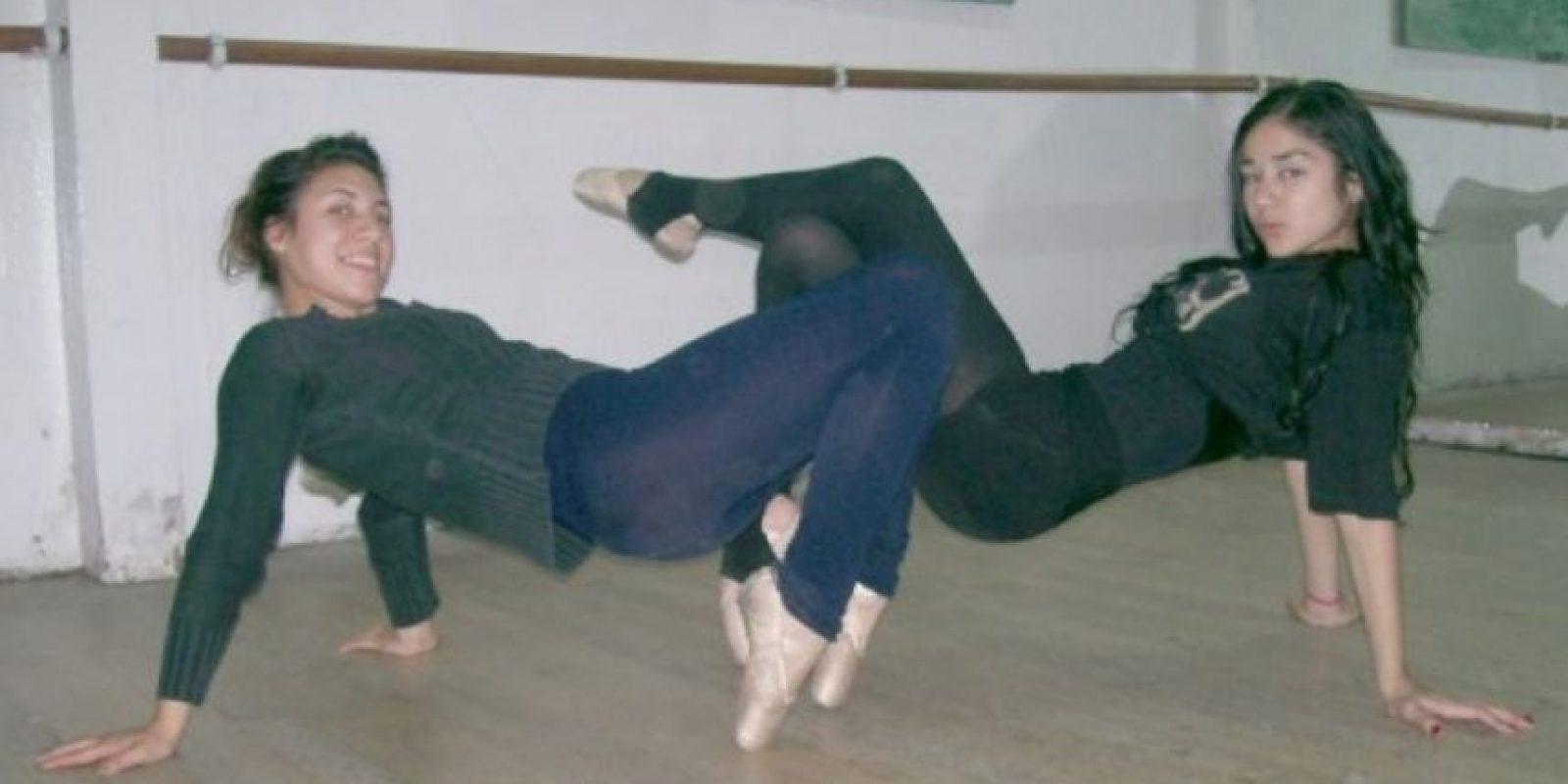 Y el ballet también. Foto:Tumblr