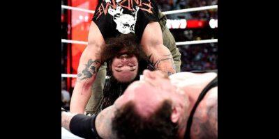 Se enfrentaron en Wrestlemania 31 Foto:WWE