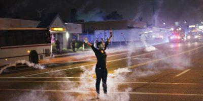 """1. Según Human Rights Watch (HRW), """"la brutalidad policial es una de las violaciones de los derechos humanos más grave, perdurable y controversial de Estados Unidos"""". Foto:Getty Images"""