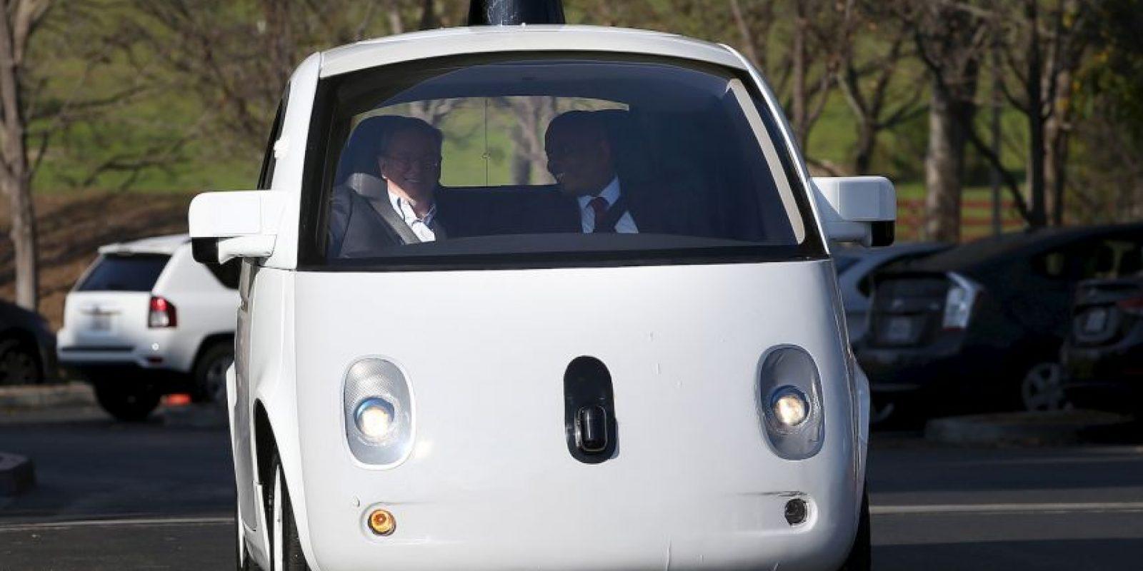 El automóvil sin conductor de Google es un proyecto de esta empresa que consistente en el desarrollo de la tecnología necesaria para crear coches sin conductor, que circulen de forma autónoma Foto:Getty Images