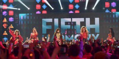 """Fifth Harmony ganó el premio """"Mi Look Favorito"""" Foto:Getty Images"""