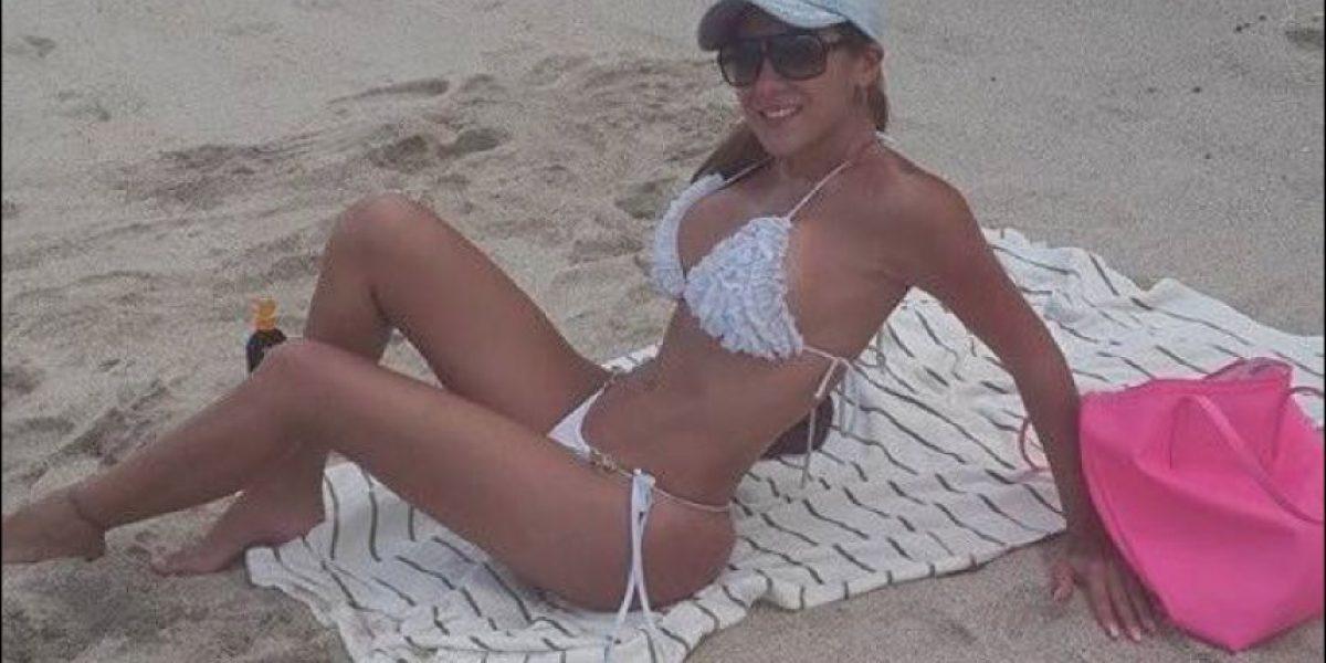 Los últimos momentos de modelo colombiana antes de ser asesinada