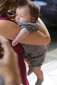 Nació el 10 de julio de 2011 Foto:Grosby Group