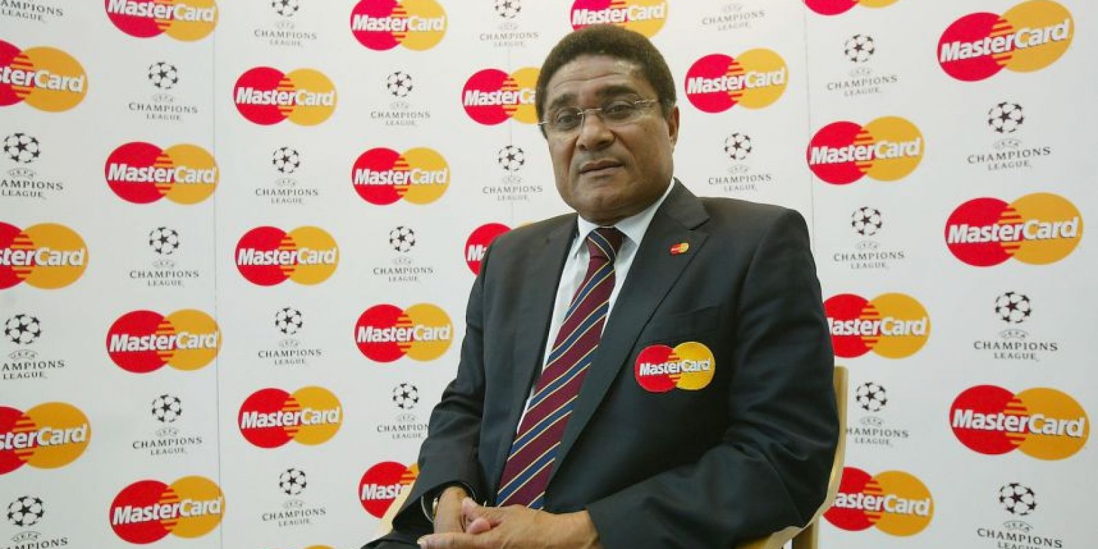 """La """"Pantera Negra"""" es """"un mito y la figura más grande del fútbol de Portugal"""", según la FIFA. Foto:Getty Images"""