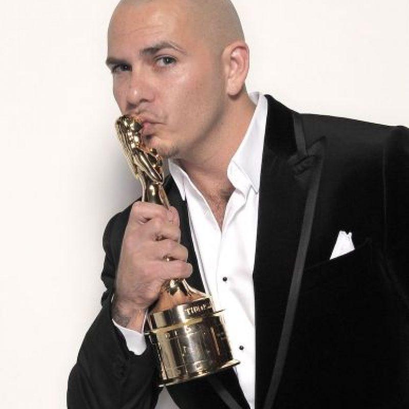 Pitbull se niega a quedarse y presentarse en propiedades de Donald Trump. Foto:Getty Images