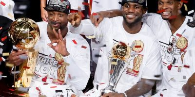 12. Miami Heat (NBA) Foto:Getty Images