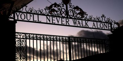 Anfield Road (Liverpool, Inglaterra) Foto:Getty Images