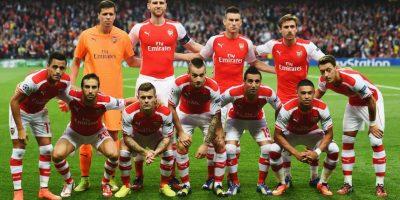 5. Arsenal (Premier League) Foto:Getty Images