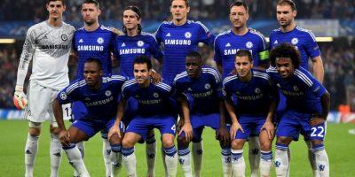 4. Chelsea (Premier League) Foto:Getty Images