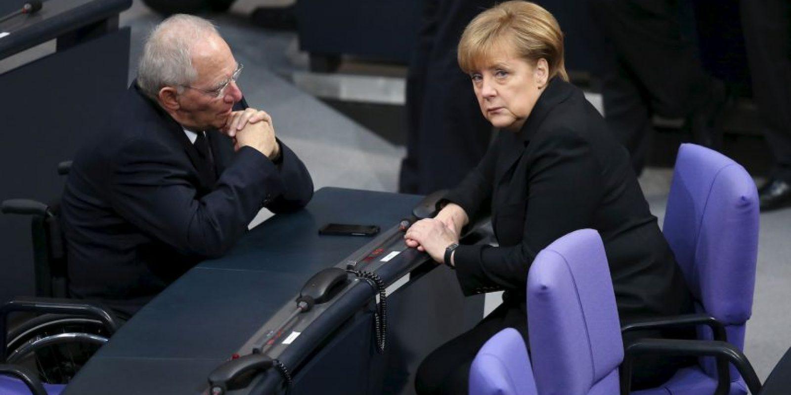 Esto antes de que el Parlamento griego votara a favor del nuevo acuerdo. Foto:Getty Images