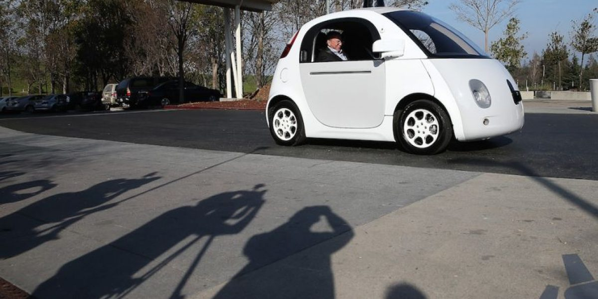 Así fueron los 14 accidentes sufridos por los autos inteligentes de Google