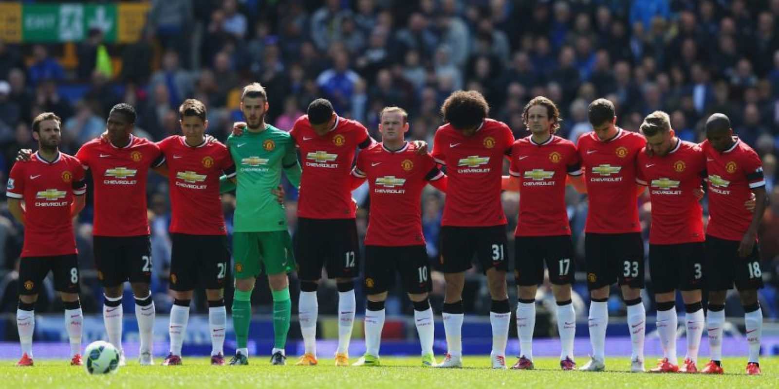 3. Manchester United Foto: Getty Images