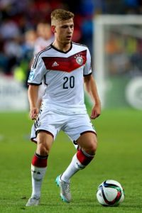 5. Max Meyer (Alemania) Foto: Getty Images
