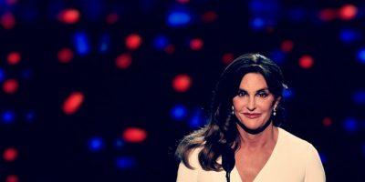 """Jenner, de 65 años, dio un discurso de 10 minutos el cual se destacó por un llamado a """"una sociedad más empática y un mundo mejor"""". Foto:Getty Images"""