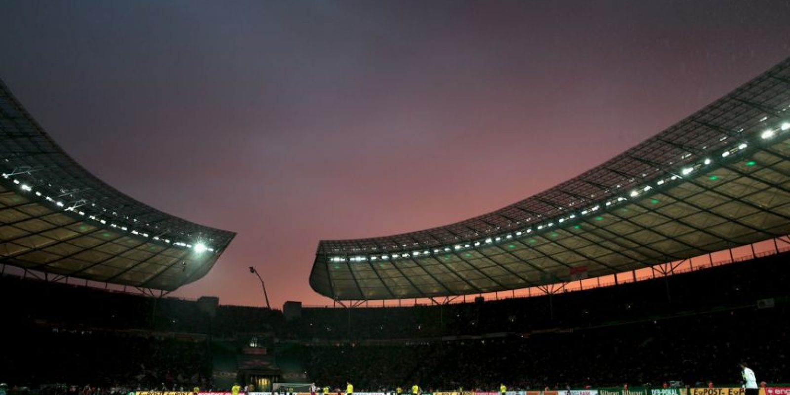 Olympiastadion (Berlín, Alemania) Foto:Getty Images