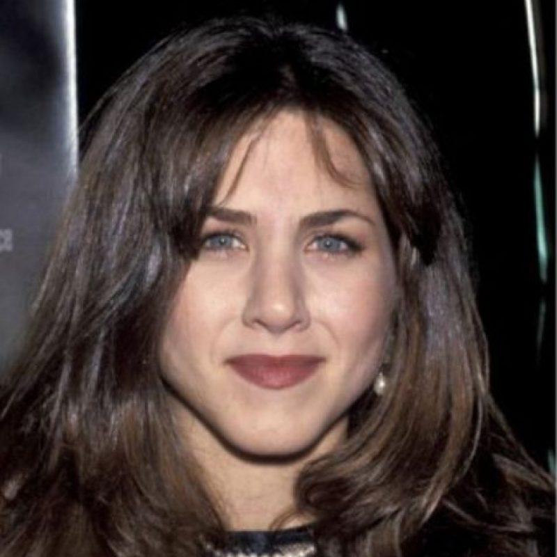 Jennifer Aniston. Foto:vía Getty Images