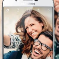La nitidez, resolución y opciones de pantalla se mantienen como en el actual Galaxy S6 Foto:Samsung