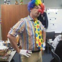 """Un alumno de este profesor dijo que los gays eran """"payasos"""". Y él hizo esto. Foto:vía Imgur"""