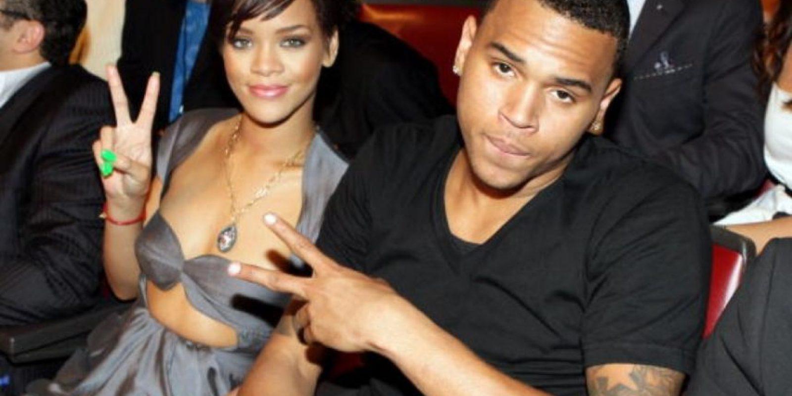 En 2009 Chris Brown se declaró culpable de haber maltratado a Rihanna. Esta ruptura sí que alegró a todos. Pero volvieron en 2013… por un tiempo. Y luego, se separaron. Foto:Getty Images