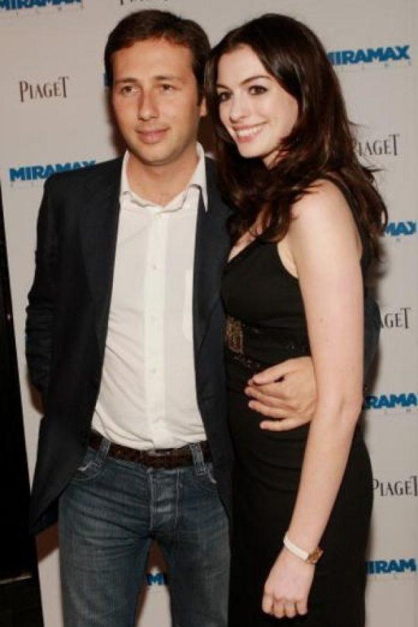 """Anne Hathaway tuvo un novio estafador que la dejó al borde de interpretar en la vida real el papel que le dio el Oscar en """"Los miserables"""". Foto:Getty Images"""